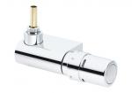 Терморегулятор Danfoss VHX-MONO для полотенцесушителей
