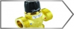 Термостатический смесительный клапан TVM-H