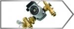 Компактные смесительные узлы для систем напольного отопления FHM-Cx