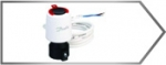 Система управления напольным отоплением с приводным регулированием